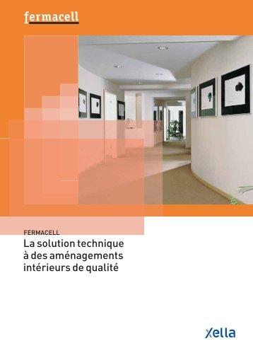 Documentation Générale fermacell - Pavillon-Bleu