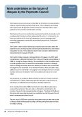 The Future of Cheques V2.pub - Payments Council - Page 4