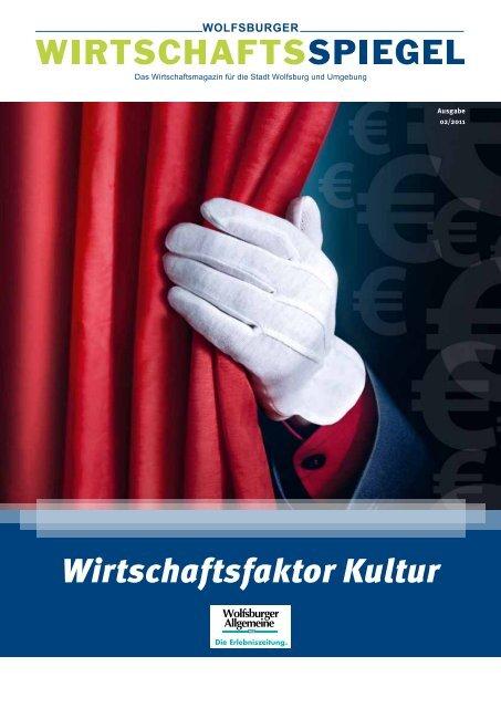 Wirtschaftsfaktor Kultur - Paz-extra.de