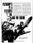 """""""T"""" Tail and VW Engine - Page 2"""