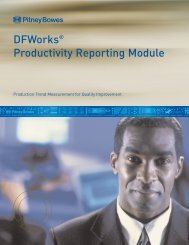 DFWorks® Productivity Reporting Module