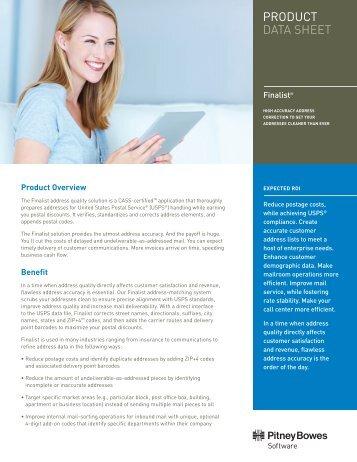 View PDF - Pitney Bowes