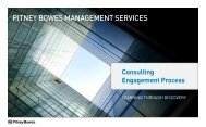 Learn More - Pitney Bowes