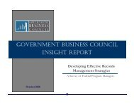 Developing Effective Records Management Strategies - Pitney Bowes