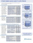 A Practical Guide to USPS® Prices - Pitney Bowes - Page 3