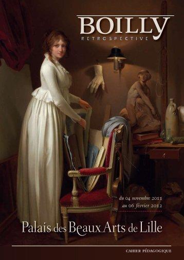 Téléchargez le dossier pédagogique « BOILLY - Palais des Beaux ...
