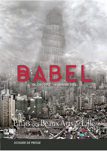 Babel - Palais des Beaux Arts de Lille