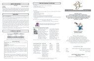 PBCC bulletin October 24, 2010 - Peninsula Bible Church Cupertino