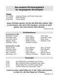 Gemeindebrief - Evangelische Kirchengemeinde Darmsheim - Page 4