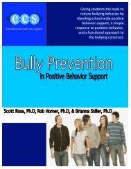 Bully Prevention - PBIS