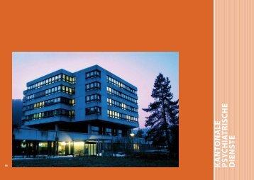 Geschäftsbericht (pdf, 823.2Kb) - Psychiatrie Baselland PBL