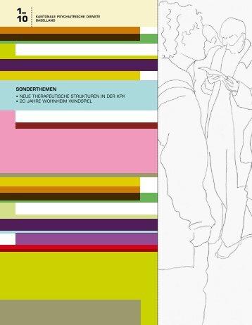 diagonal 2010-2 - Psychiatrie Baselland PBL