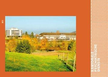 Geschäftsbericht - Psychiatrie Baselland PBL