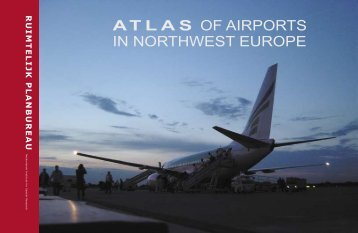 at las of airports in northwest europe - Planbureau voor de ...