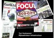 Presentatie Ton Venhoeven - Planbureau voor de Leefomgeving
