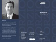 Personal Injury And Medical Malpractice - Porzio, Bromberg, and ...
