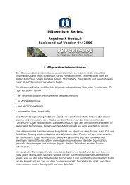 Regelwerk - PBportal.de