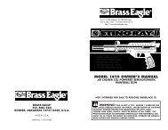 Brass Eagle Stingray Manual.pdf - SOVA SpecOps