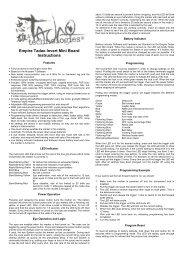Empire Tadao Invert Mini Board Instructions - PbNation