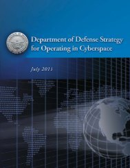 strategy for cybersecurity - PBS