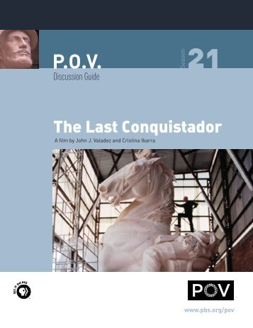 DG - The Last Conquistador - PBS