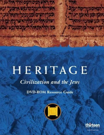 HERITAGE: Civilization and the jews - PBS