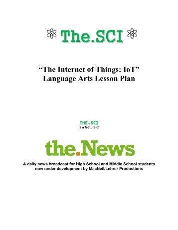 Language Arts Lesson Plan - PBS