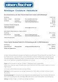 neuheit - Eisen-Fischer GmbH - Seite 2