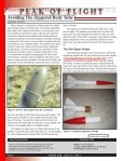 How To Avoid Zippered Body Tubes - Apogee Components - Page 2