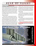 How To Avoid Zippered Body Tubes - Apogee Components - Page 7