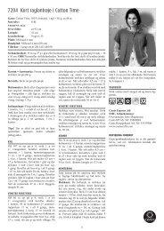 Rettelse Insp 142 - 7204 Cotton Time - Coats HP