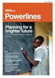 powerlines issue 24.pdf - Parsons Brinckerhoff