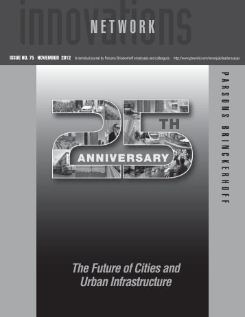 The Future of Cities and Urban Infrastructure - Parsons Brinckerhoff