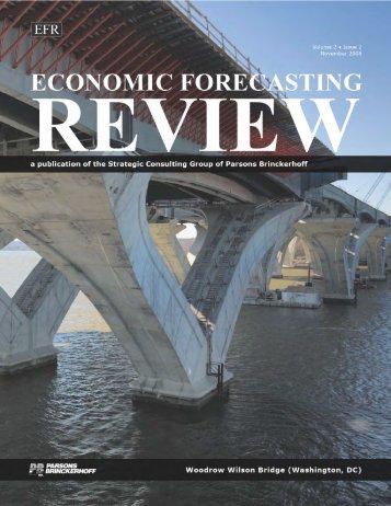 EFR - November 2008 - Volume 2 - Issue 2 - Parsons Brinckerhoff