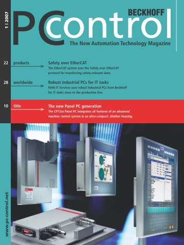 PC-Control 1|2007