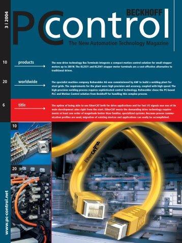 Download PDF file (5.43 MB) - PC-Control
