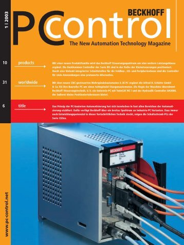 Download als PDF-Datei (2,4 MB) - PC-Control