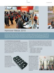 Hannover Messe 2010 (PDF) - PC-Control