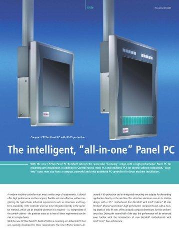PC-Control (PDF)