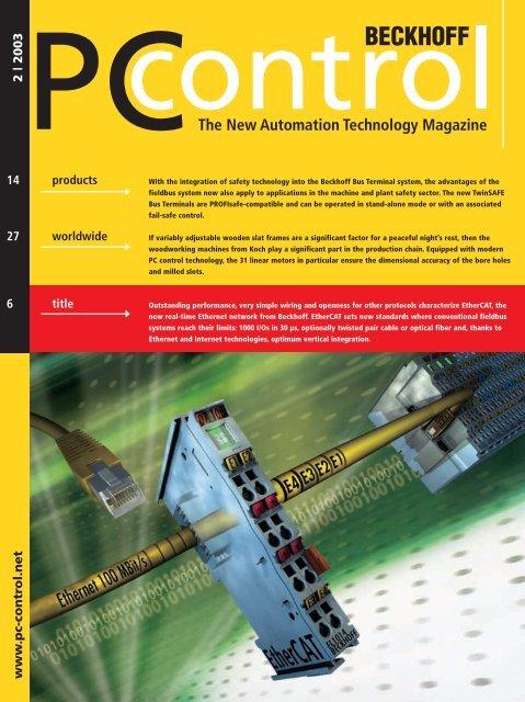 Download PDF file (3 6 MB) - PC-Control