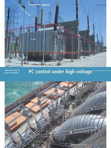 Transformator Bis 100 Kv Cast Resin High Voltage