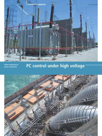 PC control under high voltage