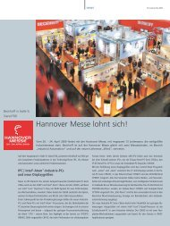 Hannover Messe 2009 (PDF) - PC-Control