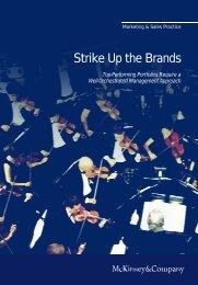 McKinsey - Marketing & Sales Practice - Strike Up ... - Pc-Freak.Net