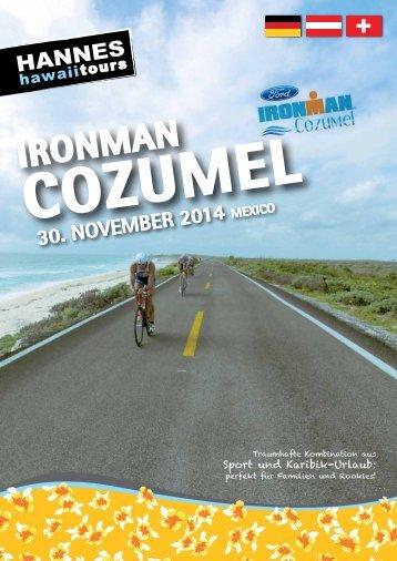 Hannes Hawaii Tours - IM Cozumel 2014