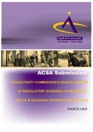 Aged & Community Services Australia (PDF - 72 Kb)
