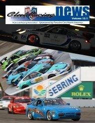 Volume 12.1 - Porsche Club of America