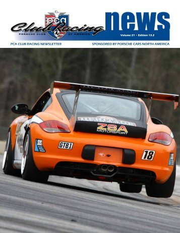 2013, Volume 2 - Porsche Club of America
