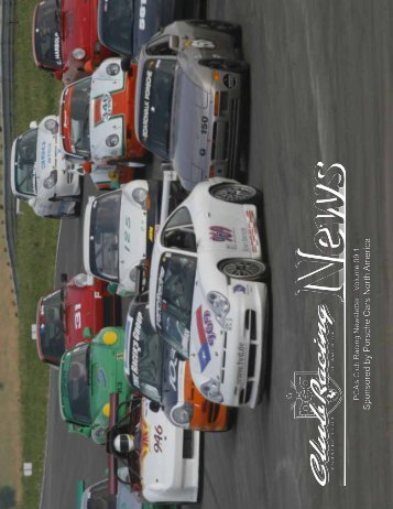 2009, Volume 1 - Porsche Club of America