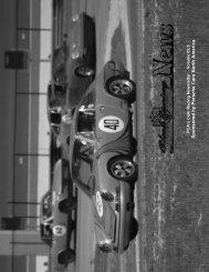 Sponsored by Porsche Cars North America - Porsche Club of America